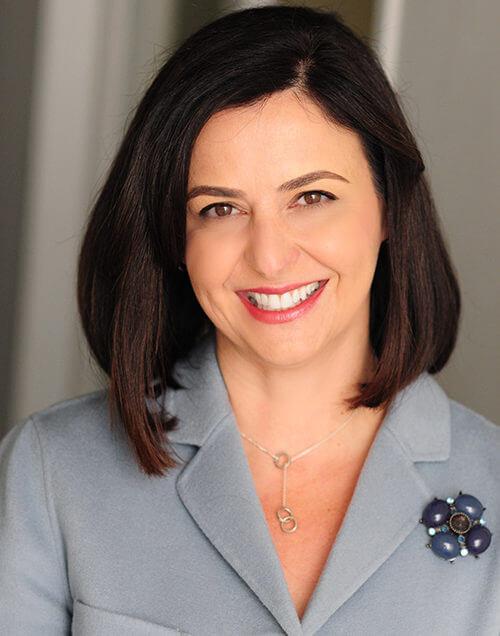 Magali Bergher Portrait